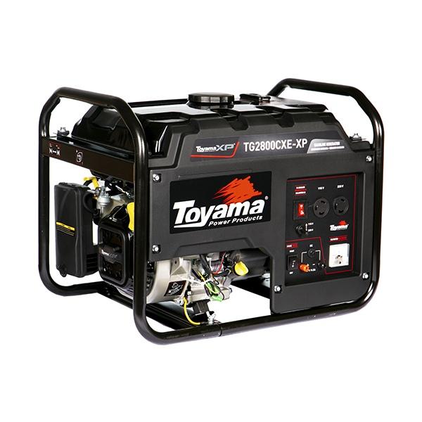 Gerador de Energia a Gasolina TG2800CXE - Toyama