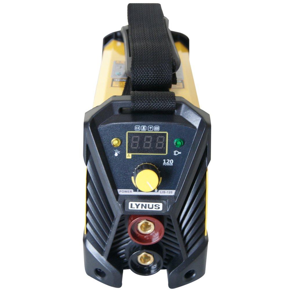 Inversora de Solda 120A LIS-120 Power - Lynus