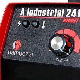 Inversora de Solda A Industrial 241 Bivolt  Bambozzi