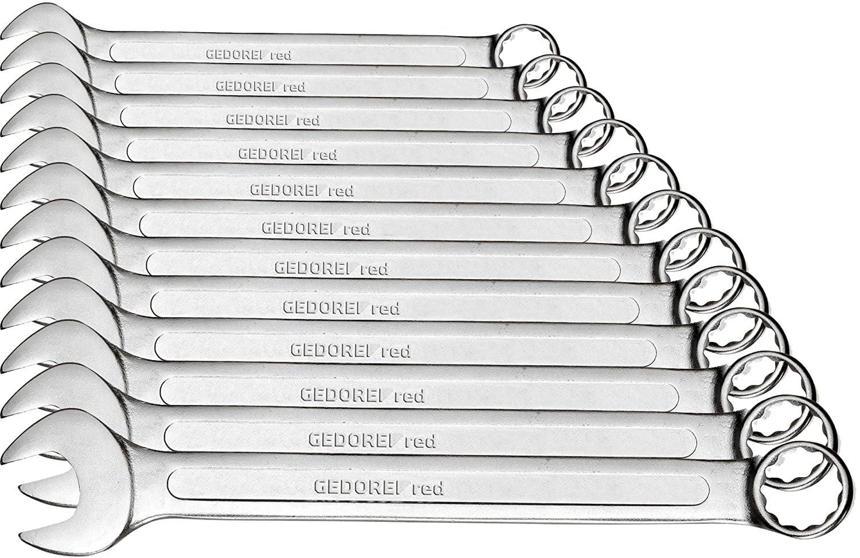 Jogo de Chaves Combinadas 6 a 22 mm R09105112 – Gedore Red