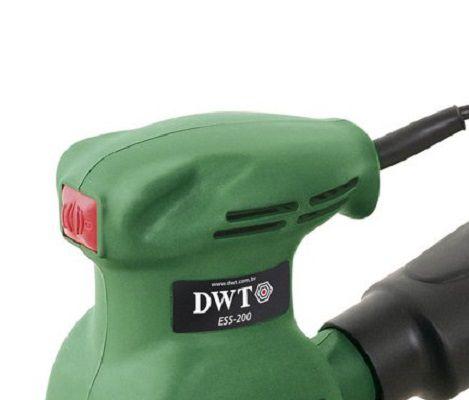 Lixadeira Orbital 200W – ESS-200 – DWT