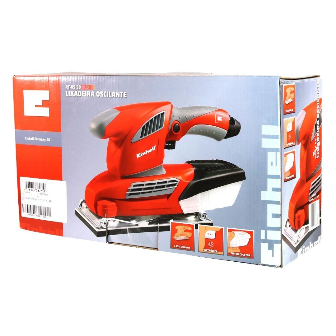 Lixadeira Oscilante RT-OS30 300W - Einhell