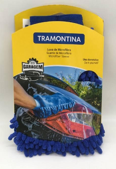 Luva de Microfibra – Tramontina