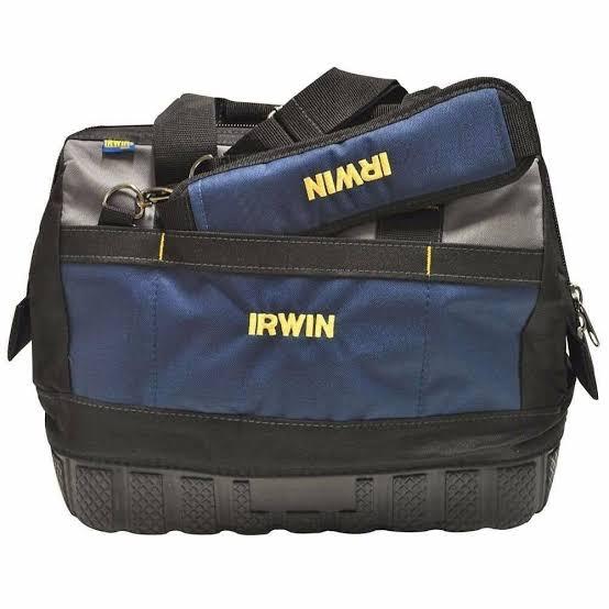 Mala para ferramentas com base emborrachada 1868231 – Irwin