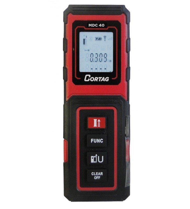 Medidor de Distância a Laser MDC40 - Cortag
