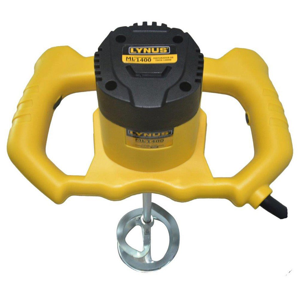 Misturador de Tinta e Argamassa 1400 W – MTL-1400 – Lynus