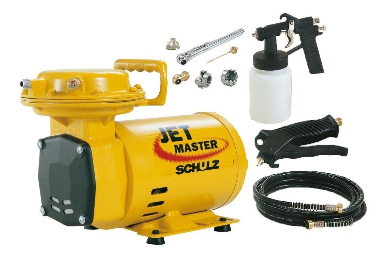 Moto compressor de Diafragma  Jet Master - Schulz