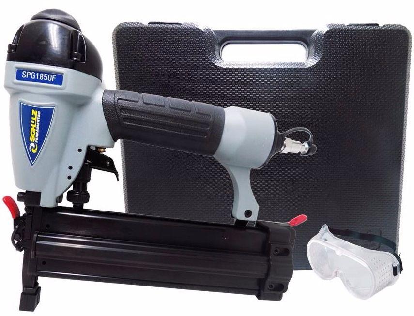 Pinador e Grampeador Pneumático – SPG 1850 F – Schulz