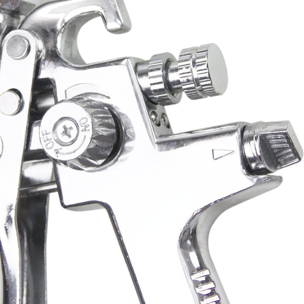 Pistola de Pintura tipo Gravidade SPP HVLP01 Plus – Schulz