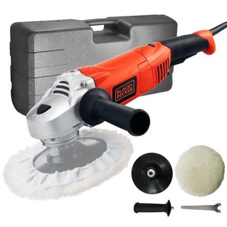 Politriz 7'' 1300W – WP1500K – Black&Decker