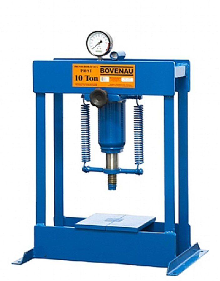 Prensa Hidráulica 10 TON  P10000 – Bovenau