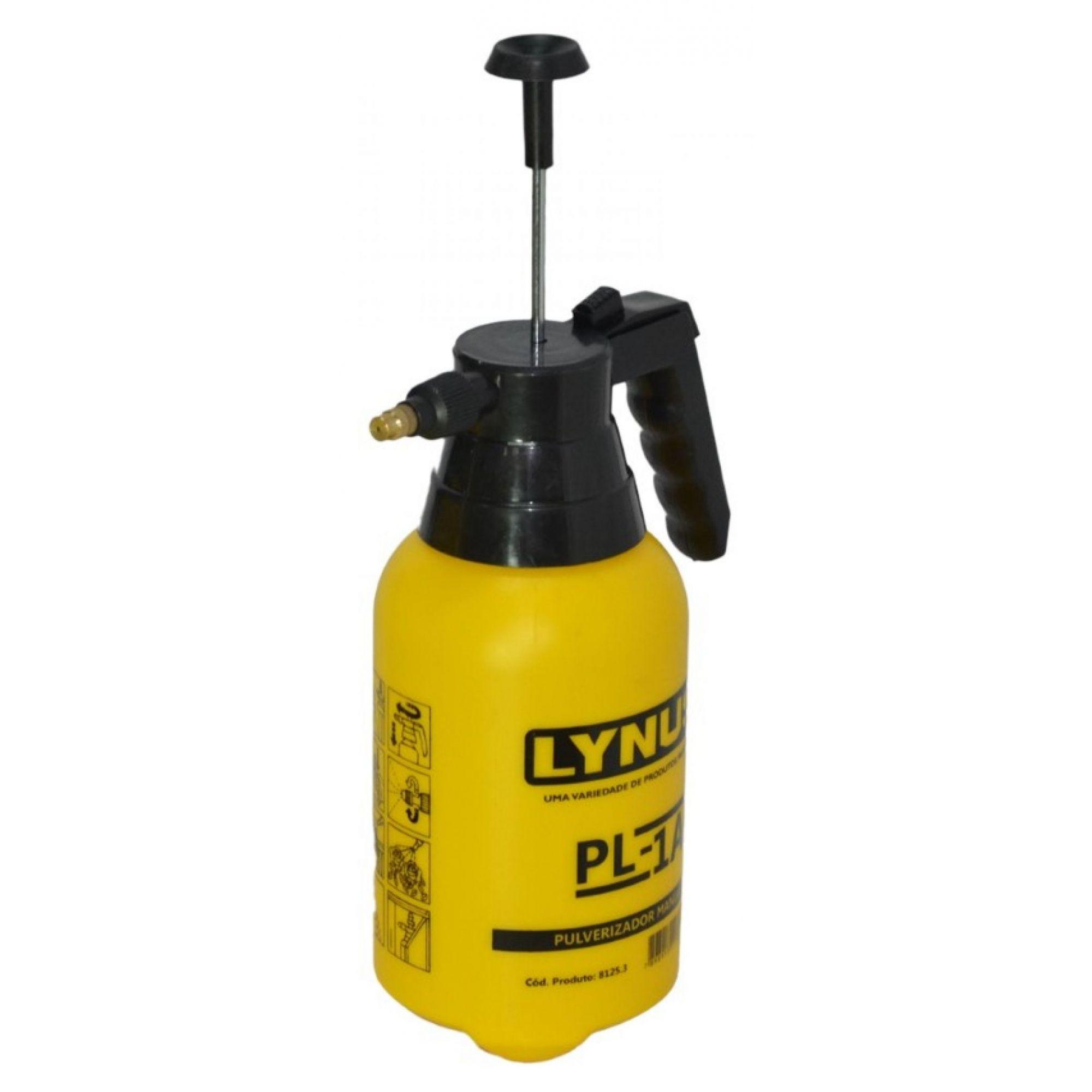 Pulverizador Manual – PL-1A – Lynus