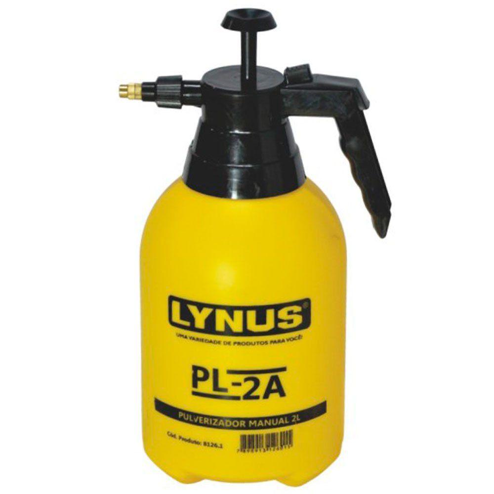 Pulverizador Manual 2L PL-2A – Lynus