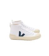 VERT - NOVA HT CANVAS WHITE CALIFORNIA BUTTER SOLE FORN: NT012216A