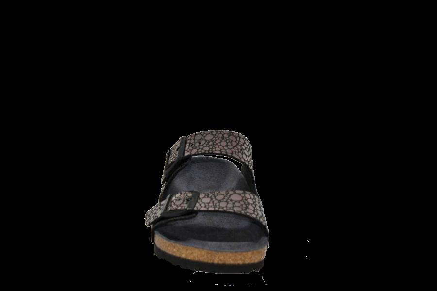 BIRKENSTOCK - ARIZONA BF METALLIC STONES BLACK FORN:1008871