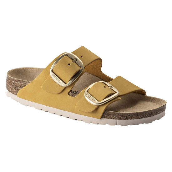 BIRKENSTOCK - ARIZONA BIG BUCKLE NU OCHRE FORN:1016769