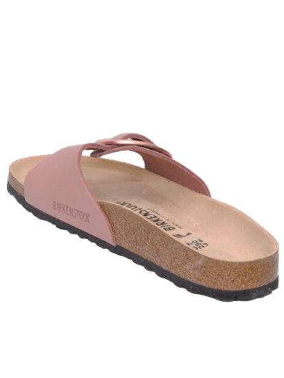BIRKENSTOCK - MADRID BIG BUCKLE NU OLD ROSE FORN:1016431