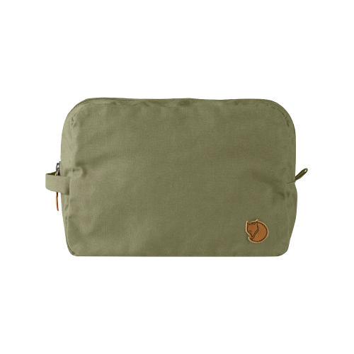 FJÄLLRÄVEN - NECESSAIRE GEAR BAG LARGE GREEN