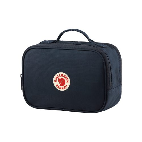 FJÄLLRÄVEN - NECESSAIRE KÅNKEN TOILETRY BAG NAVY