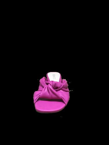 SCHUTZ - FLAT KNOT PINK FORN: S0116801310002