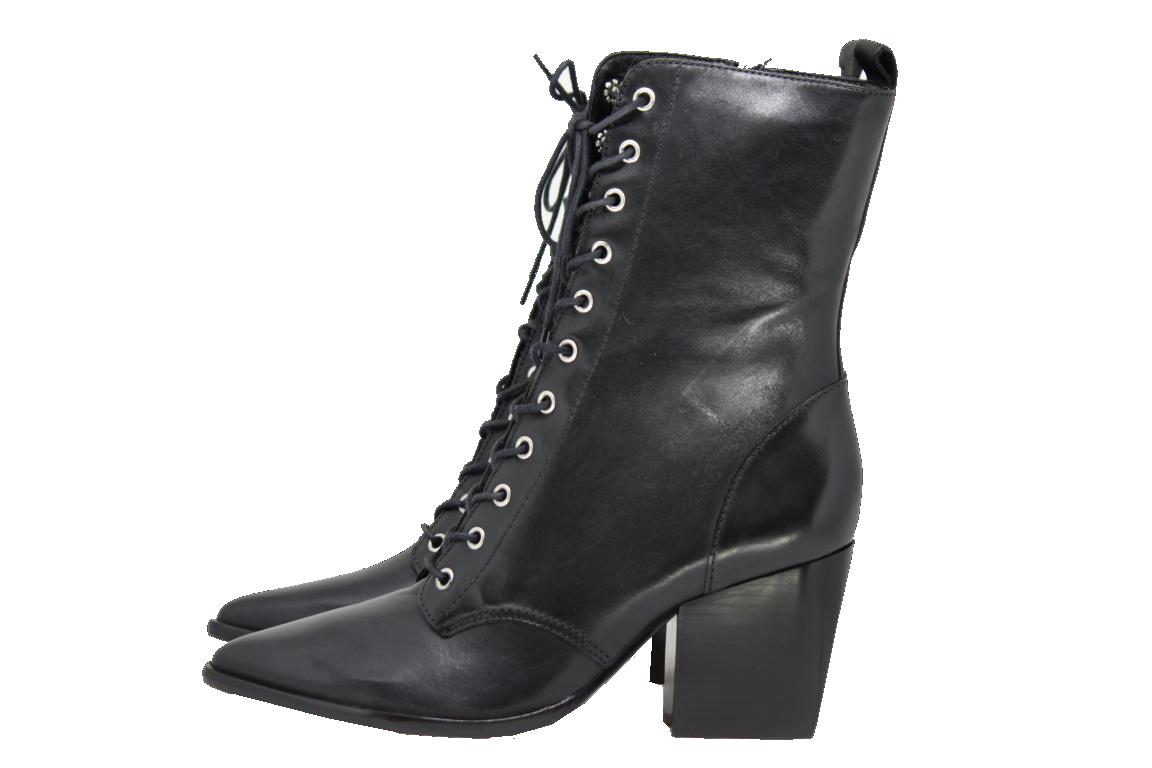 SCHUTZ - LACE-UP COMBAT BOOTS FORN:S2065300010002U
