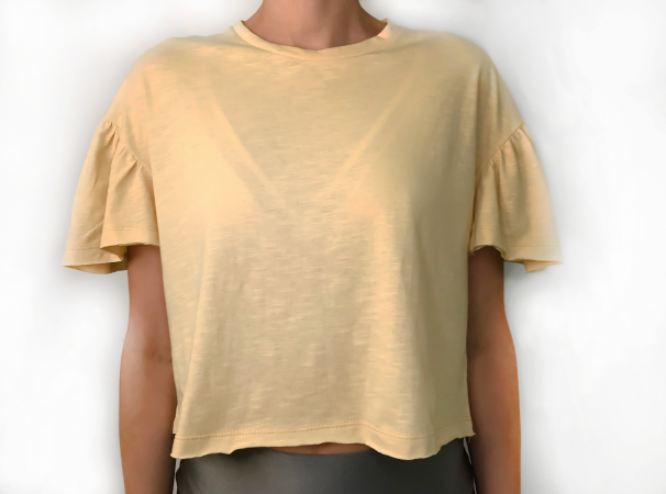 MARIA MARIA COLLECTION - CROPPED FLAME FORN:MM013