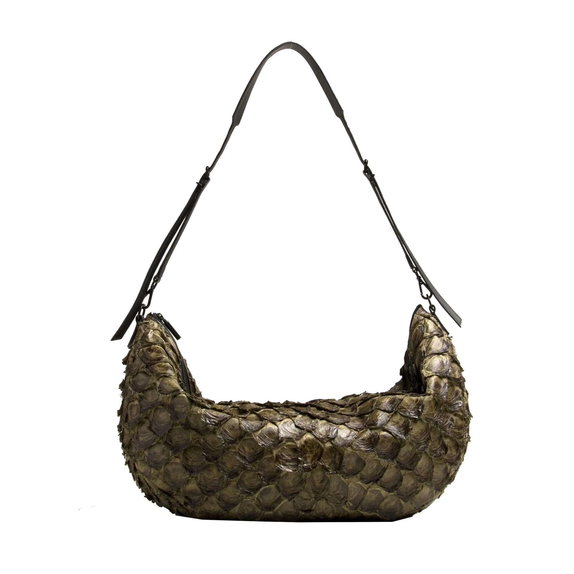 OSKLEN - ANDIROBA PIRARUCU SOFT BAG REF:62147