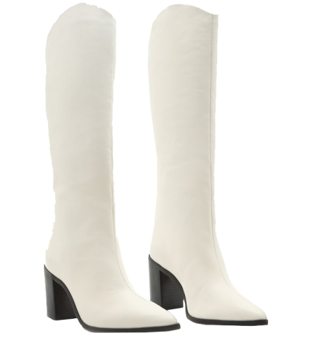 SCHUTZ -  BOTA MARYANA SALTO OFF WHITE FORN: S2013200680027U