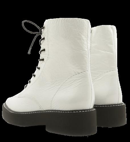 SCHUTZ - COTURNO BOLD VERNIZ WHITE FORN: S2067300010016U