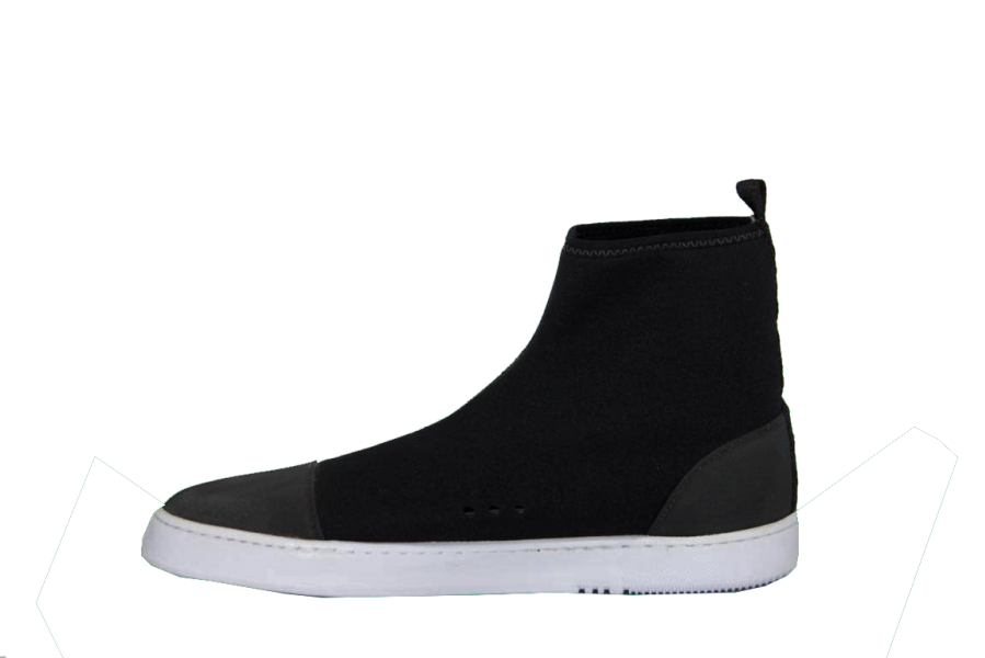 OSKLEN - TÊNIS SUPER LIGHT NEOPRENE HIGH TOP FORN:57642