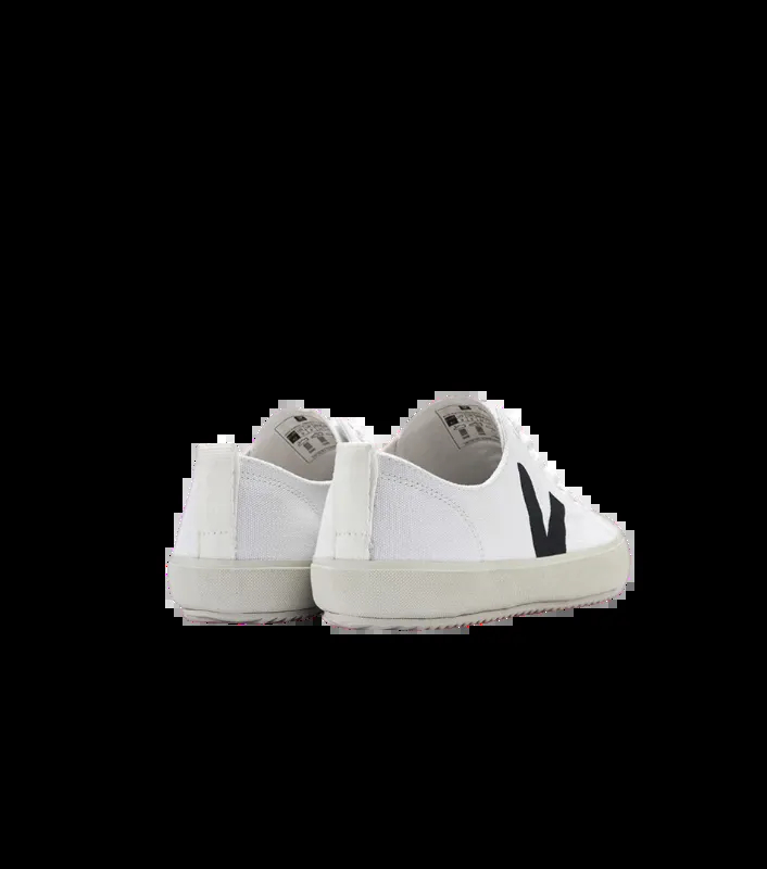 VERT - NOVA CANVAS WHITE BLACK REF:NA011537A
