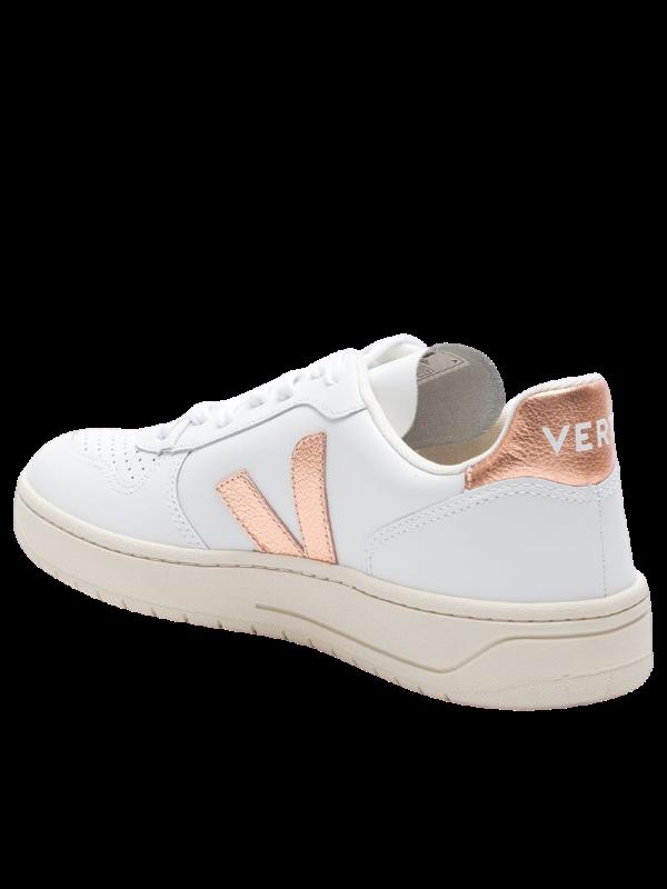 VERT - V-10 COURO EXTRA WHITE VENUS REF:VX022279A