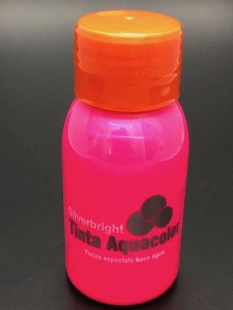 Tinta Neon Pink Vibrante