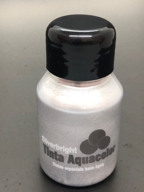 Tinta Metálica Alumínio