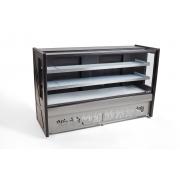 Balcão Refrigerado Linha Platinum 2 Placas Frias Polar PBR 2P