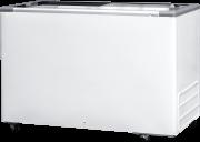 Freezer Horizontal 2 Tampas Vidro Fricon 411 Litros HCEB-411 V