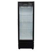 Refrigerador Vertical 454 litros Porta de Vidro Imbera Preto VRS16