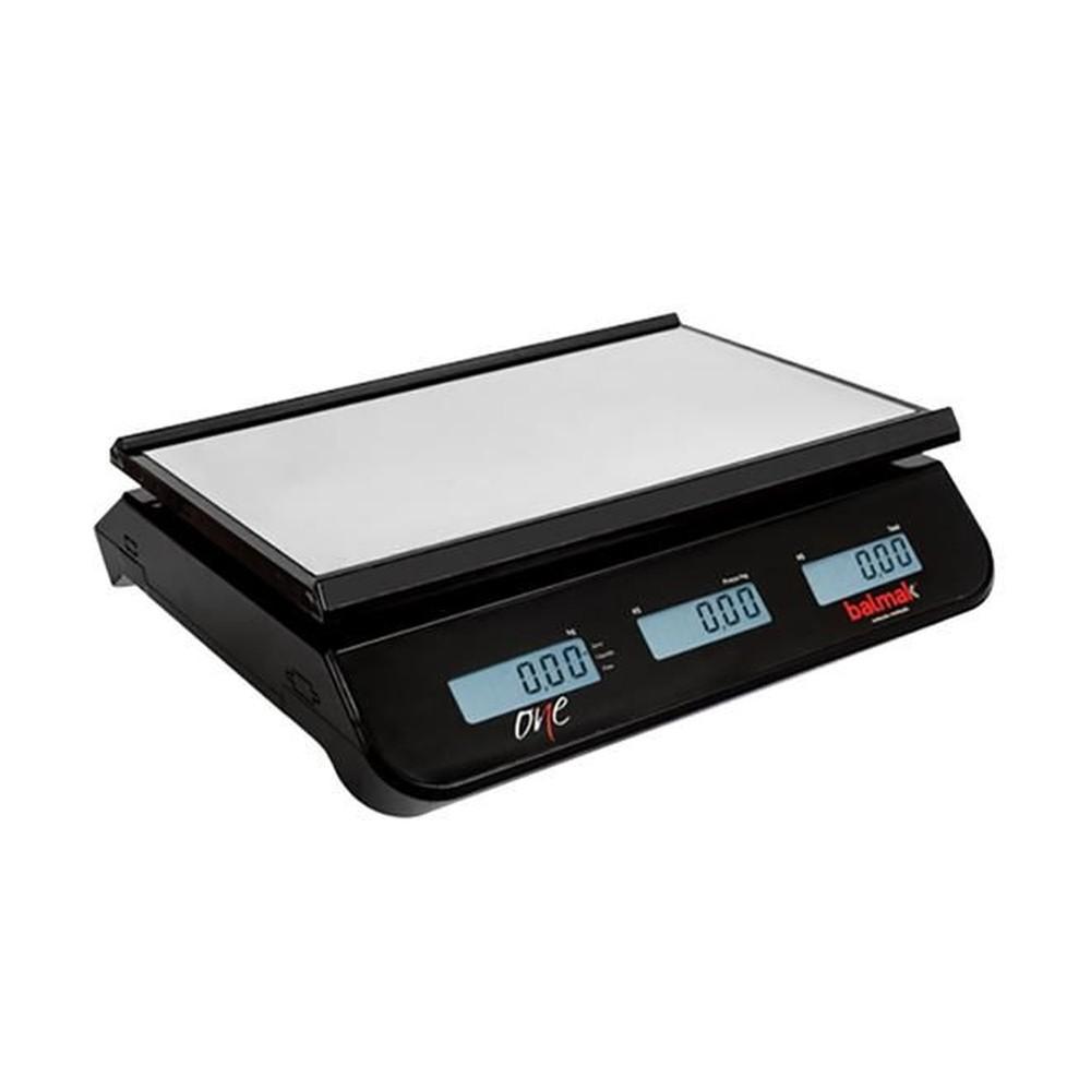Balança Digital Computadora Balmak One Elco-6/15/30B 30Kg C/ Bateria