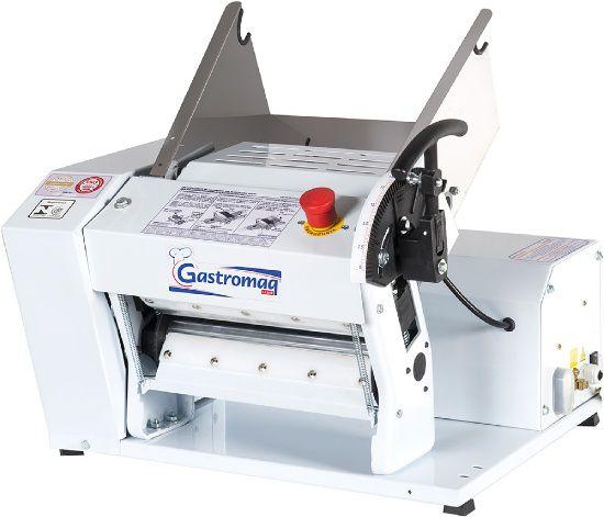 Cilindro Laminador de Mesa Gastromaq c/ Bandeja INOX - 1/2 CV - BIVOLT - CLI300