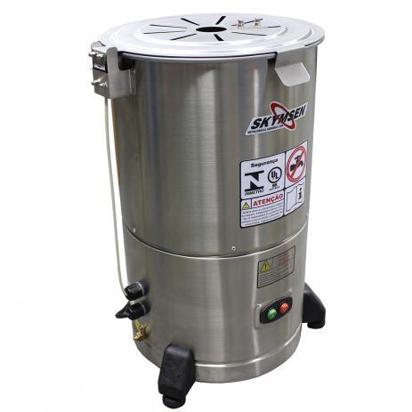 Descascador de Alho DA-06 Inox Capacidade 6kg - Skymsen