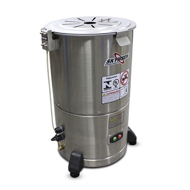 Descascador de Legumes DB-06 Inox Capacidade 6kg - Skymsen