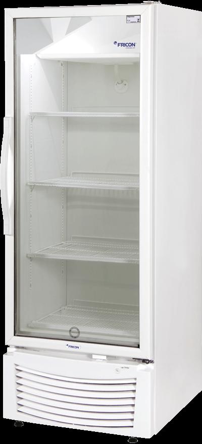 Expositor Refrigerador Vertical Fricon 402 Litros Porta de Vidro VCFM-402