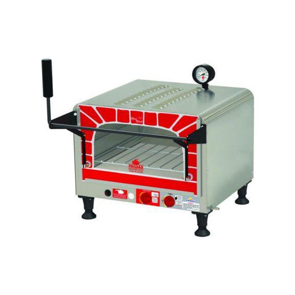 Forno Refratário a Gás Progás Style Mini Chef PRP400G