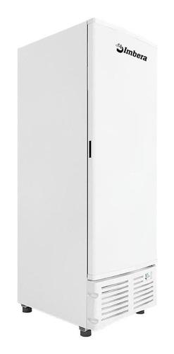 Freezer Tripla Ação Vertical 560 litros Porta Cega Imbera Branco EVZ21