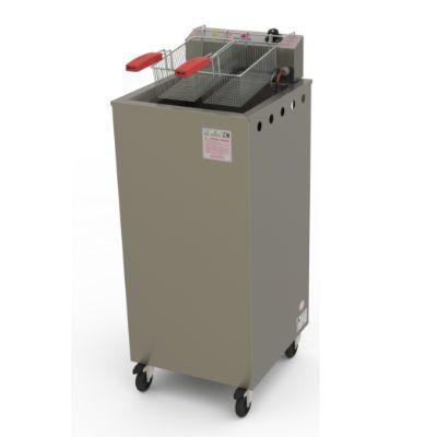 Fritador Água e Óleo Elétrico Progás 24 Litros PR300E