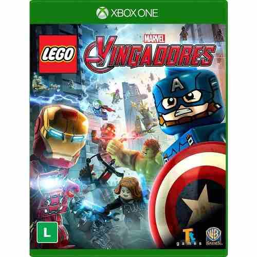 Lego Marvel Vingadores Xbox One