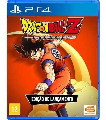 Dragon Ball Z: Kakarot - Edição De Lançamento - Ps4