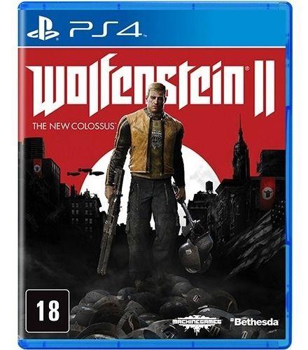 Wolfenstein Ps4 (semi Novo)
