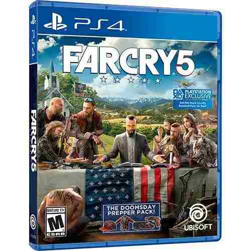 Farcry 5 – PS4
