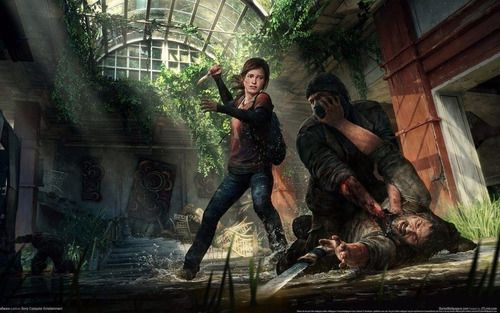 The Last Of Us Remasterizado - Ps4 Seminovo Mídia Física